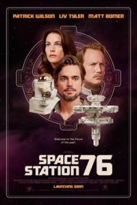 space station -poster